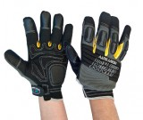 Heavy Duty/Impact Mechanics Glove (7- 12) - 12PK