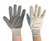 Drill Cotton/Vinyl Glove - 12PK