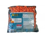 Disposable Uncorded Ear Plugs Polybag 500 Pairs