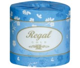 Regal Gold 2 Ply 400 Sheet Toilet Roll Ind/Wrapped Ctn 48 Rolls