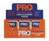 Lens Cleaning Wipes Bx 100