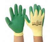 Tuff-E-Nuff Latex Coated Green Glass Gripper( 7-10) - 12PK