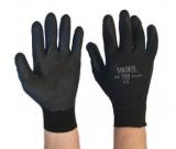 VADER BLACK Micro Foam Nitrile Gloves ( 7-11) - 12PK