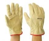 Premium Cow Grain Leather Rigger Glove - Small - 12PK