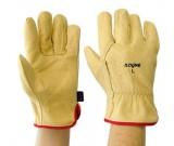 Premium Pig Grain Leather Rigger Glove - Medium - 12PK