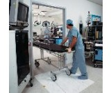 Cleanstep Sterile Dust-Free Area Mat & Frame 0.8m x 0.65m