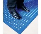 Soft 'n Safe Anti-fatigue Mats – Drainer Blue 0.9m x 1.5m