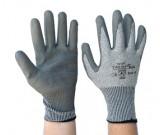 Grey Taeki 5 Wth (PU) Coated Palm Glove (7-12) -12PK