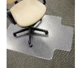 Under-desk Chairmat With Spikes 1.1m x 1.3m